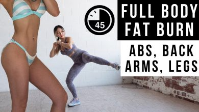45 Min Full Body FAT BURN Workout