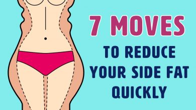 To Reduce Your Side Fat Quickly