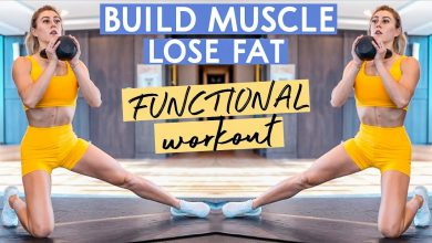 FUNCTIONAL LOWER BODY WORKOUT TO LOSE FAT