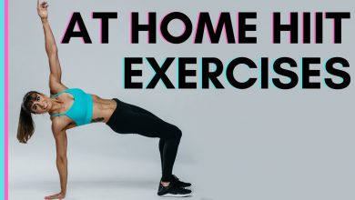 23 At Home HIIT Exercises