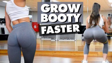 Warm Up Routine To Grow Booty Instantly